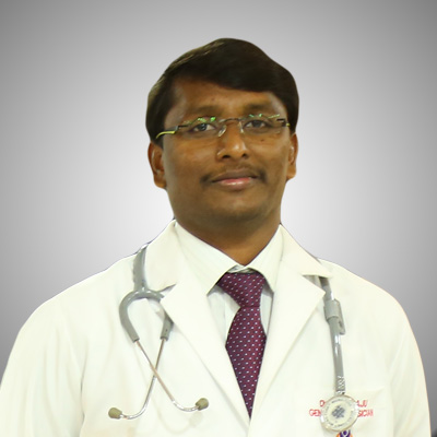 Dr. Nagaraju Ravikanti